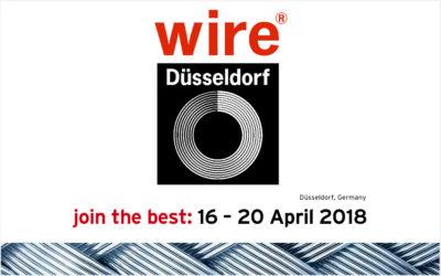DUSSELDORF – WIRE 2018